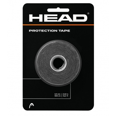Head Kopfschutzband (Breite 3cm, Dicke 0,5mm) 5m Rolle schwarz