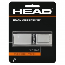 Head Dual Absorbing Basisband grau