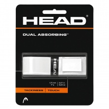 Head Dual Absorbing Basisband weiss
