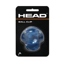 Head Ballclip blau