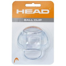 Head Ballclip Tennis transparent
