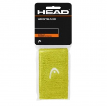 Head Schweissband Jumbo Logo lime 2er