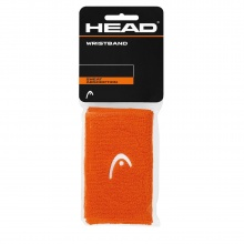 Head Schweissband Jumbo Logo 2016 orange 2er