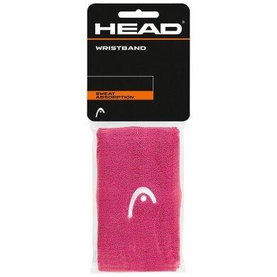 Head Schweissband Jumbo Logo 2016 pink 2er
