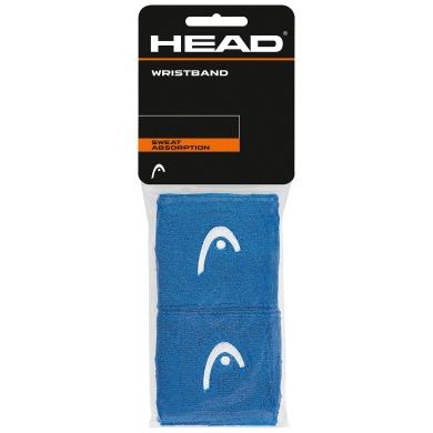 Head Schweissband Logo blau 2016 2er