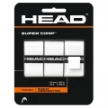 Head Super Comp Overgrip 3er weiss