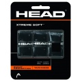 Head Overgrip Xtreme Soft 0.5mm schwarz 3er
