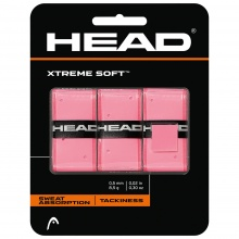 Head Xtreme Soft Overgrip 3er pink