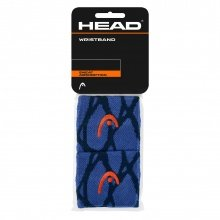 Head Schweissband Radical blau 2er