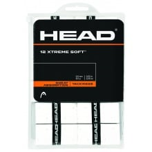 Head Xtreme Soft 0.5mm Overgrip 12er weiss