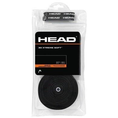 Head Xtreme Soft Overgrip 30er schwarz