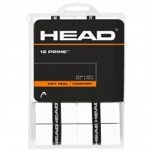 Head Prime Overgrip 12er weiss