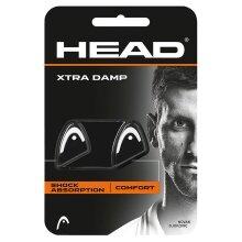Head Schwingungsdämpfer Xtra Damp schwarz/weiss 2er