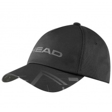 Head Performance Cap schwarz