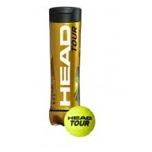 Head Tennisbälle Tour Dose 4er