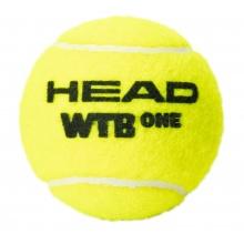 Head Tennisbälle Premium WTB One - offizieller Ball des WTB - 36x4er Karton