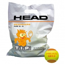 Head Stage 2 TIP orange Methodikbälle 72er Polybag