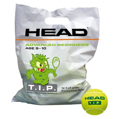 Head Stage 1 TIP grün Methodikbälle 72er Polybag