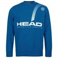Head Pullover Sweatshirt Rally blau Herren
