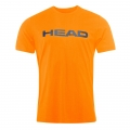 Head Tshirt Ivan 2018 orange/navy Herren