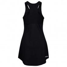 Head Tenniskleid Diana mit integriertem BH und separater Innenhose schwarz Damen