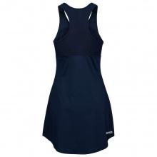 Head Tenniskleid Diana mit integriertem BH und separater Innenhose dunkelblau Damen