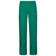 Head Tennishose Pant Club 2021 lang grün Jungen