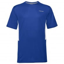 Head Tshirt Club Technical 2021 royalblau Boys