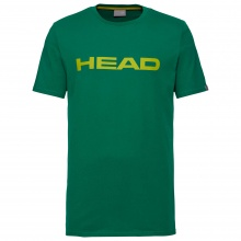 Head Tshirt Club Ivan 2019 grün/gelb Boys