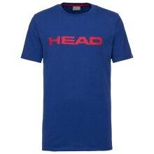 Head Tshirt Club Ivan 2019 royalblau/rot Boys