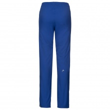Head Tennishose Pant Club 2021 lang royalblau Mädchen