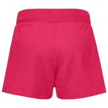 Head Tennishose Short Club Ann kurz magenta Girls