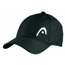 Head Cap Pro Player schwarz