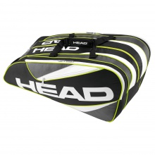 Head Elite 12R Monstercombibag 2016 schwarz/anthrazit
