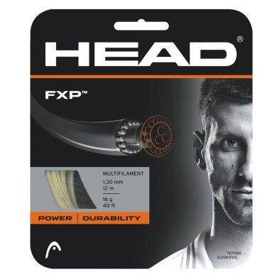 Besaitung mit Head FXP