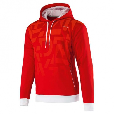 Head Hoody Arik Technical 2015 rot Herren