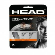 Head IntelliTour (Armschonung+Kontrolle) natur Tennissaite 12m Set