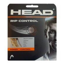 Besaitung mit Head Rip Control beige
