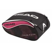 Head Schuhtasche Tour Team 2017 navy/pink