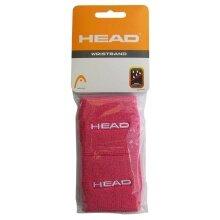 Head Schweissband pink 2er