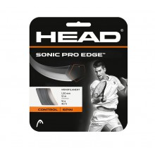 Head Sonic Pro Edge 1.30 anthrazit Tennissaite
