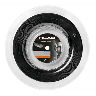 Head Velocity MLT schwarz 200 Meter Rolle