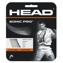 Besaitung mit Head Sonic Pro weiss