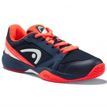 Head Sprint 2.5 2019 navy Tennisschuhe Kinder