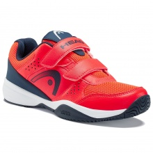 Head Sprint 2.0 Klett rot Tennisschuhe Kids