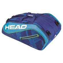 Head Racketbag Tour Team 12R Monstercombi 2017 blau