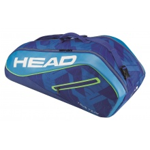 Head Racketbag Tour Team 6R Combi 2017 blau