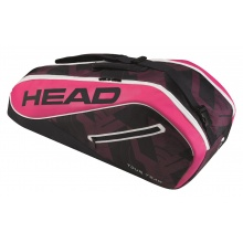 Head Racketbag Tour Team 6R Combi 2017 navy/pink
