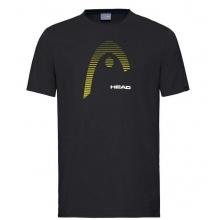 Head Tshirt Club Carl 2021 schwarz Herren