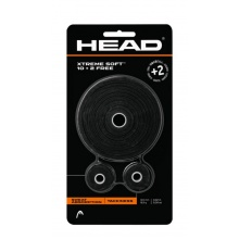 Head Xtreme Soft Overgrip 10+2 schwarz